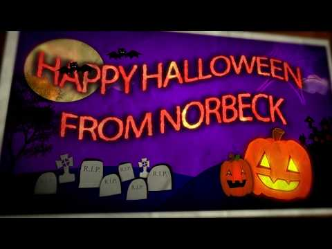 Norbeck Montessori Halloween Parade 2017