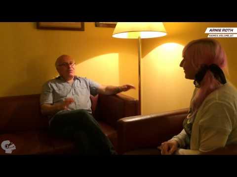 Interview mit Arnie Roth