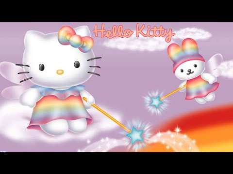 Hello Kitty Fairy Dress Up Game For Girls