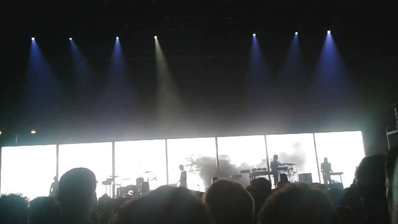 Nine Inch Nails - What If We Could? - live in Milan 08.28.2013 ...