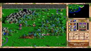 Stare gry: Zagrajmy w Heroes of Might and Magic 2 - Złego dobre początki [#10]