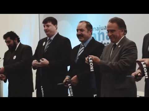 Inauguration LEONI Cable Mexico Apaseo el Grande