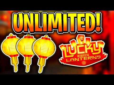 Rocket League Get UNLIMITED Golden Lanterns 2021!
