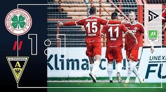 Oberhausener Aufstiegträume geplatzt? RWO - A. Aachen 1:1 | Highlights 28. Spieltag