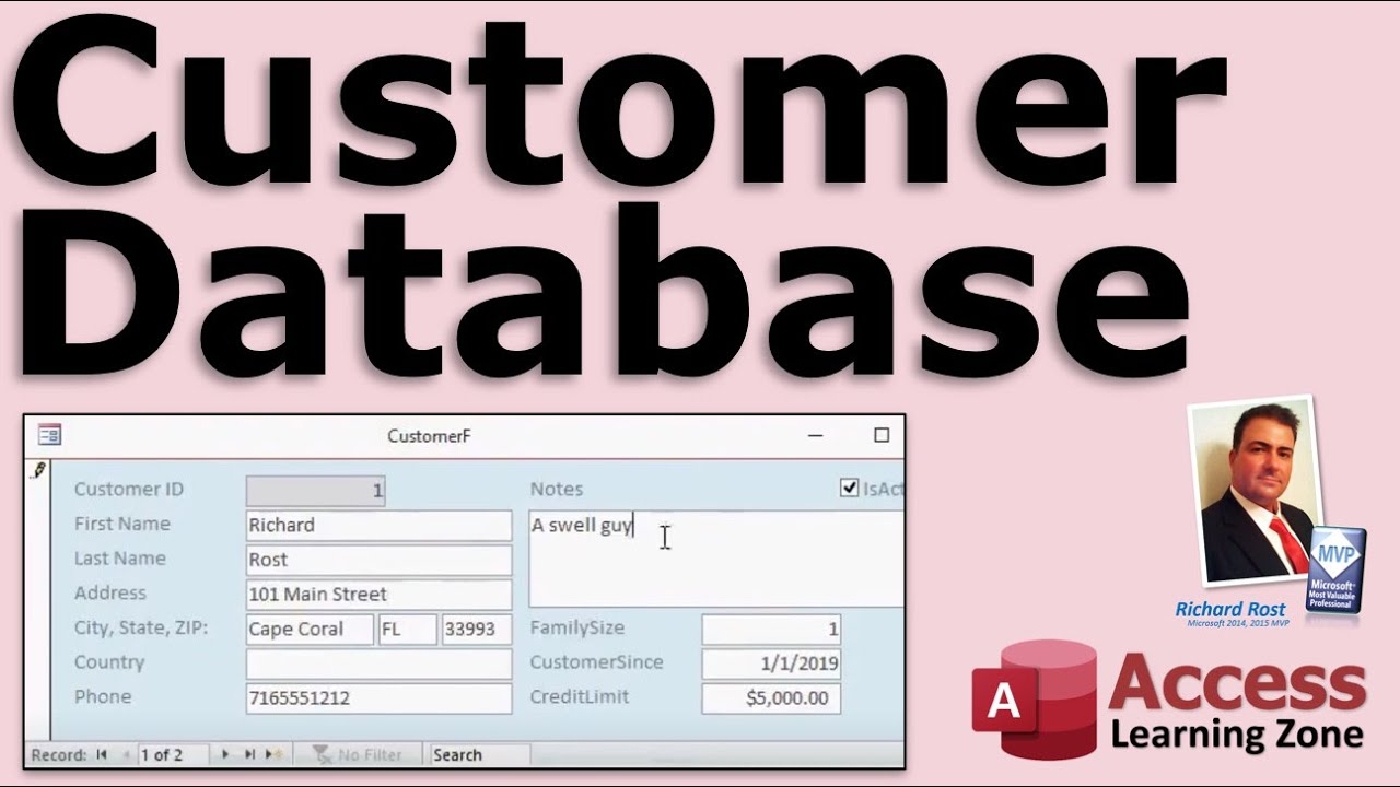 Vendor Database Template from i.ytimg.com