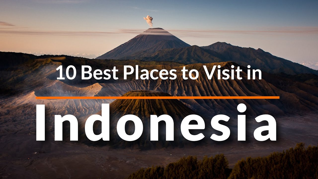 Download 10 Best Places to Visit in Indonesia | Travel Video | SKY Travel