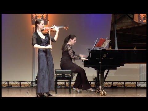 Lea Birringer | Wieniawski - Polonaise de concert op. 4 D Major