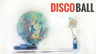 Make A Disco At Your Home | working model for science exhibition