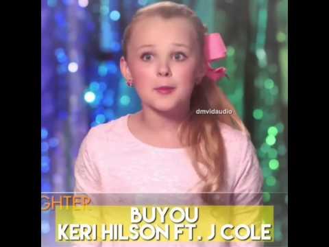 Keri Hilson Buyou (Feat. J. Cole) with lyrics / No Boys