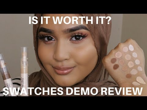 Revolution Fast Base Concealer Review Swatches Demo