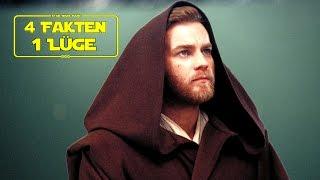 Star Wars: 4 Fakten eine Lüge Obi-Wan Kenobi
