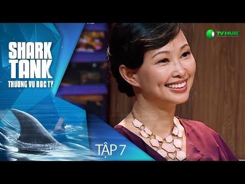 THƯƠNG VỤ TRIỆU ĐÔ (23 TỶ) ĐÃ XUẤT HIỆN | SHARK TANK VIỆT NAM - TẬP 7 [FULL] | VTV 3