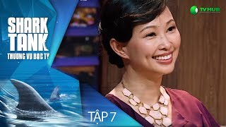 Shark Tank Việt Nam : Thương Vụ Bạc Tỷ Tập 7 Full HD