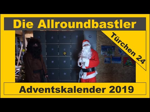 Adventskalender - Gewinnspiel 2019 - Türchen 24