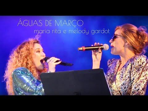 Maria Rita e Melody Gardot - Águas de março - Rock in Rio 2017