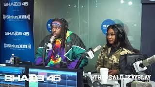Dj Kayslay interviews Rexx Life Raj on Shade45
