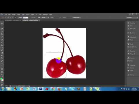 How To Cut Out An Object In An Image In Photoshop CC