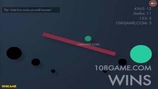 Bonk.io Gameplay