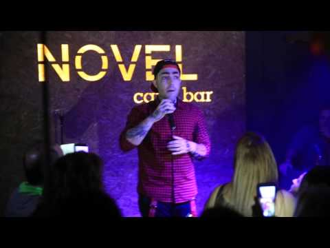 Tus Live @ Novel Club 12-12-2015