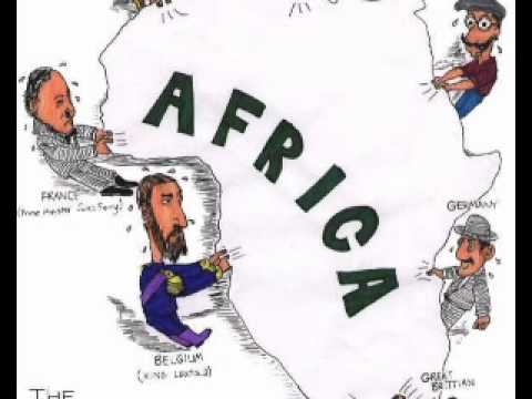 What was Africa like before colonisation