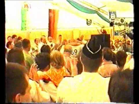 Schützenfest Hochneukirch 1998 - Delzepich als Guildo Horn