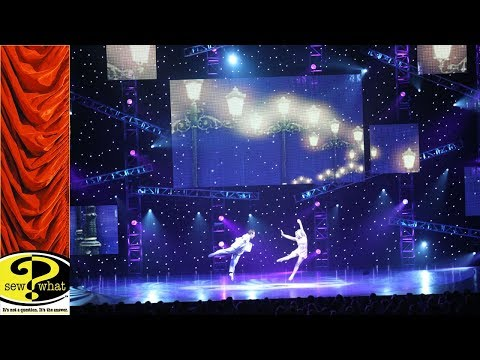 LED Stage Curtains for Rent - LED Backdrops - RentWhat? Inc.