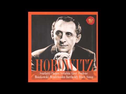 V. Horowitz - Nocturne Op. 72 No. 1 (F. Chopin) [1952]