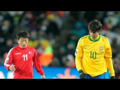 Brasil vs Corea Del Norte | Mundial Sudáfrica 2010