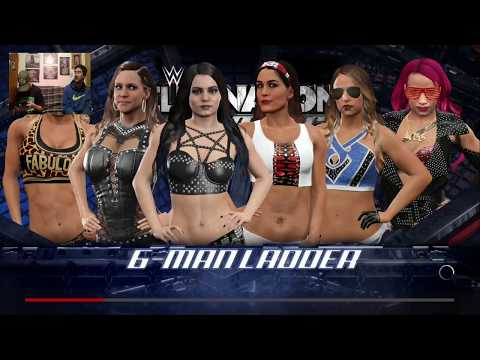 WWE Woman's Money In The Bank Match