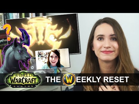 The Verdict On 7.3 & A Sexy Nightmare ! The Weekly Reset: World Of Warcraft Legion News
