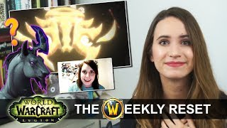 The Verdict On 73  A Sexy Nightmare  The Weekly Reset World Of Warcraft Legion News