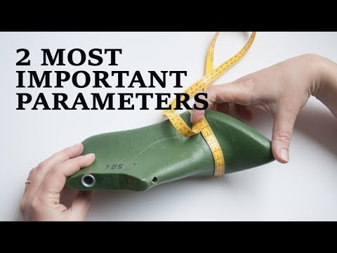 [Shoemaking Training✅] 2 Most Important parameters of shoe lasts that you need to know