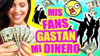 MIS FANS GASTAN MI DINERO! 😱 SandraCiresArt - SORTEO! thumbnail