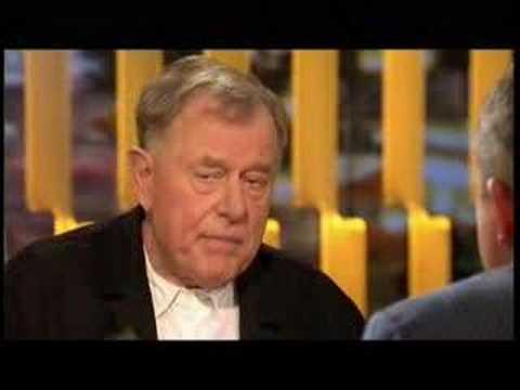 Claus Peymann bei THADEUSZ - Die Christian Klar-Affäre