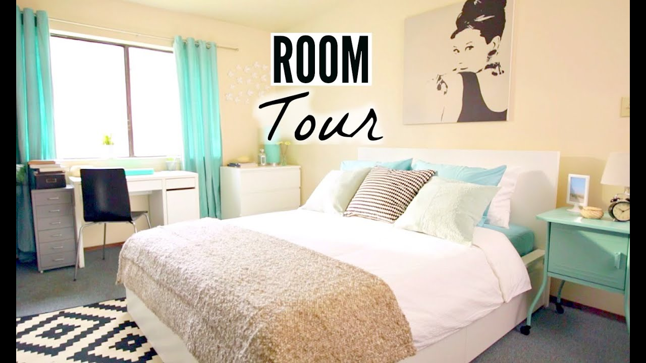 Room Makeover And A Box Bed: Back To School Room Makeover & Room Tour!