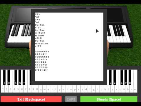 Roblox Music Sheets Copy And Paste Starving Roblox Piano Sheet In Desc Youtube