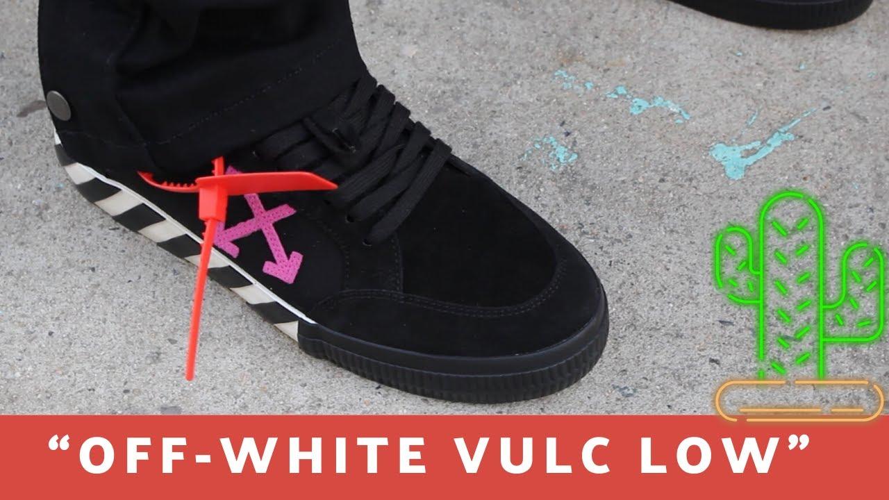 nike off white vulc