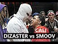 Dizaster Vs Cali Smoov AHAT Rap Battle mp3