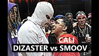 Gambar cover Dizaster vs Cali Smoov | AHAT Rap Battle