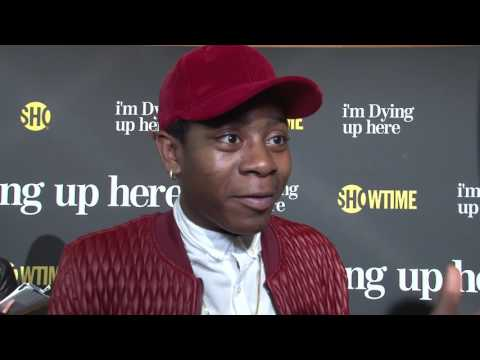 I'm Dying Up Here: RJ Cyler Exclusive Premiere Interview