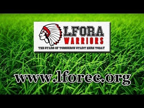 LFORA 2014 Parade and Ceremony Baseball and Softball
