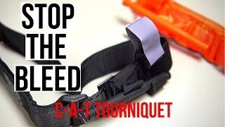 Stop The Bleed: Tourniquet Application