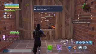 Fortnite (stw) scammer gets scammed