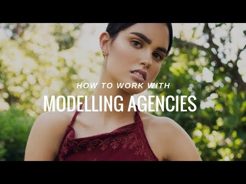 How To Work With Modelling Agencies // Fashion Photography Tips & Tricks