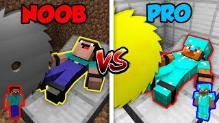 Minecraft NOOB vs. PRO: KILLER MACHINE in Minecraft!