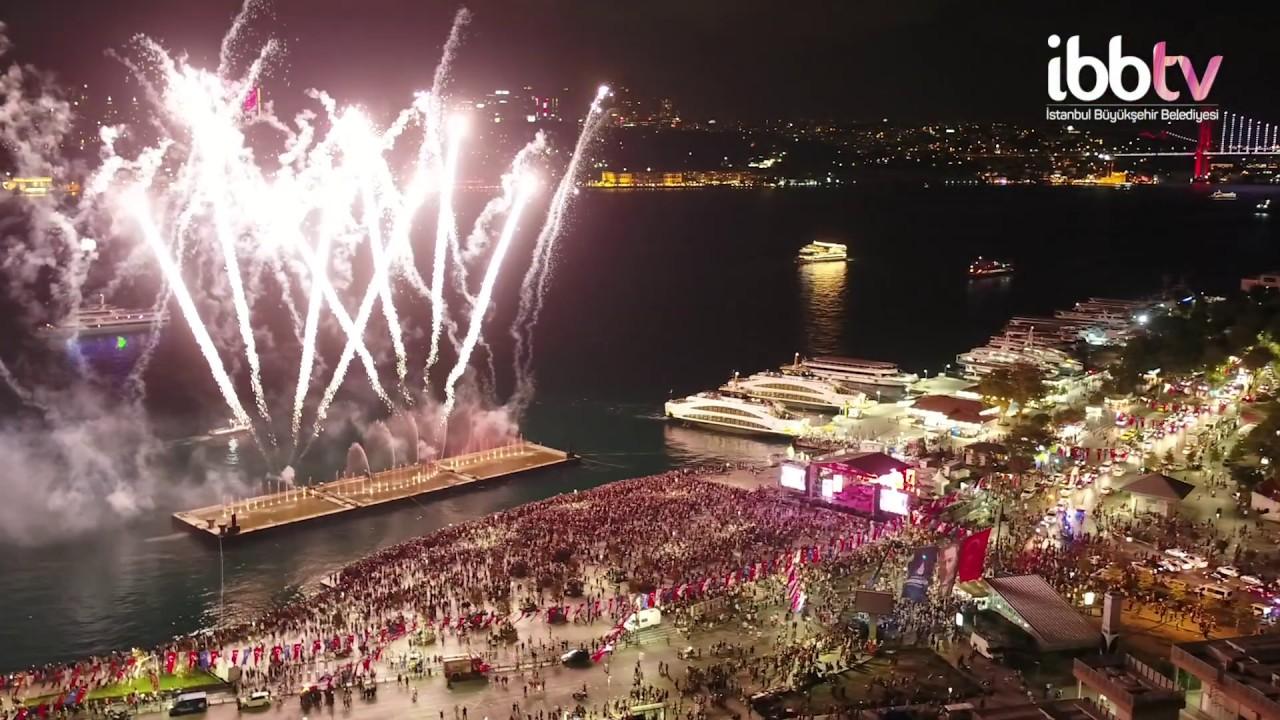 Milli Bayramlarımızı İstanbul'da hep bu coşku ile kutlayacağız. #BuZaferHepimizin