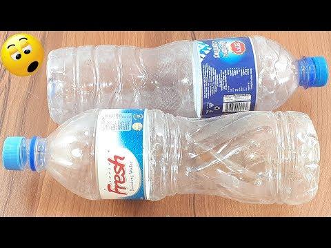 plastic bottle craft idea | best out of waste | plastic bottle reuse idea | decorating idea