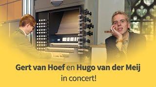 Livestream concert door Gert van Hoef en Hugo van der Meij #30