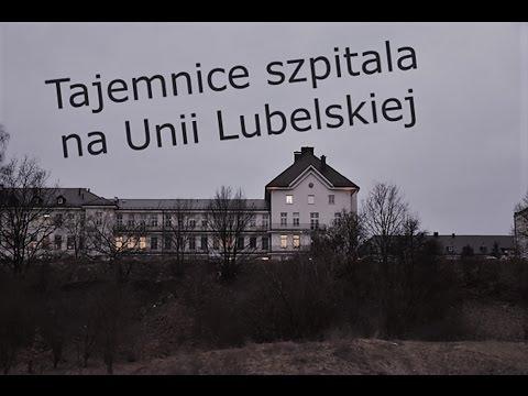 Tajemnice Szpitala Na Unii Lubelskiej W Szczecinie