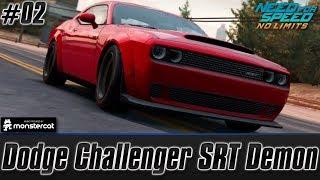 Need For Speed No Limits: Dodge Challenger SRT Demon | Unleashed (Chapter 2 - Landslide)